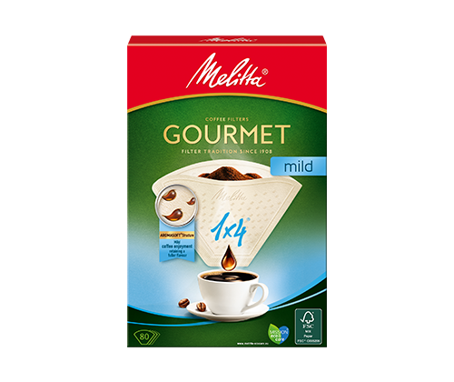 Melitta Gourmet® Mild Coffee Filters