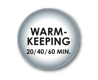 Programmable warm keeping time