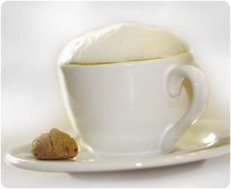 Honey-Nut Cream Coffee